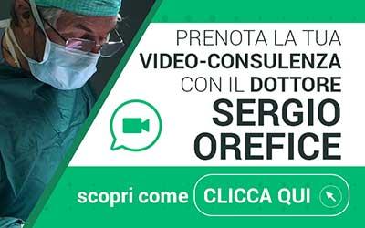 Prenota la video consulenza col dott. Orefice Sergio