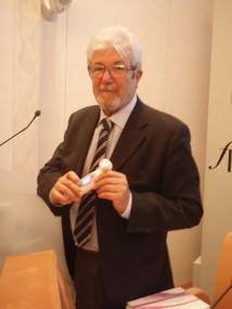 """Prentazione ufficiale di """"Proseno"""" da parte del Dott. Sergio Orefice"""